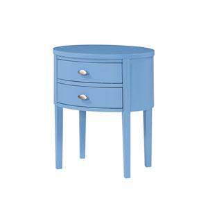 Verena Blue Nightstand