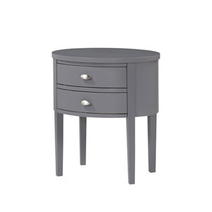 Verena Gray Nightstand