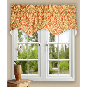 Donnington 15 x 50-Inch Lined Duchess Filler Valance