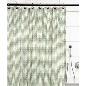 Davins Spa 72 x 72 Inch Shower Curtain