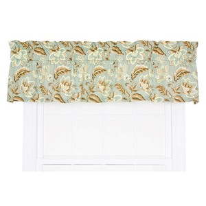 Valerie Spa 70 x 12-Inch Tailored Valance
