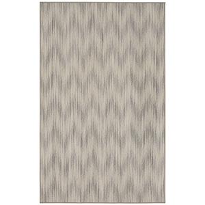 Design Concepts Light Gray Rectangular: 5 Ft. 10 In. x 9 Ft. Rug