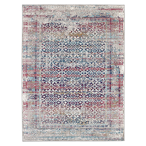 Meraki Phantasm Multicolor Rectangular: 5 Ft. x 8 Ft. Rug