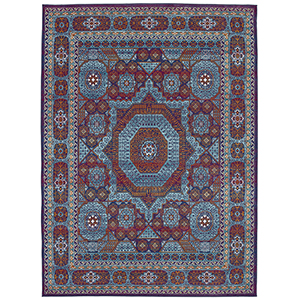 Meraki Fuscia Rectangular: 8 Ft. x 11 Ft. Rug
