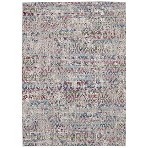Meraki Illusion Multicolor Oyster Rectangular: 8 Ft. x 11 Ft. Rug