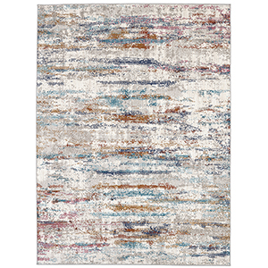 Meraki Panache Multicolor Rectangular: 5 Ft. x 8 Ft. Rug