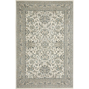 Euphoria Newbridge Natural Willow Gray Rectangular: 5 Ft. 3 In. x 7 Ft. 10 In. Rug