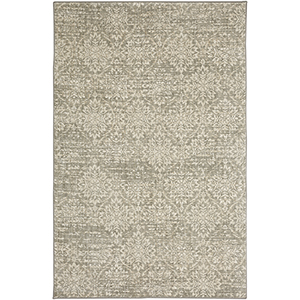 Euphoria Wexford Natural Willow Gray Rectangular: 6 Ft. 6 In. x 9 Ft. 6 In. Rug