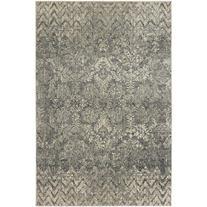 Touchstone Willow Gray Rectangular: 9 Ft. 6 In. x 12 Ft. 11 In. Rug
