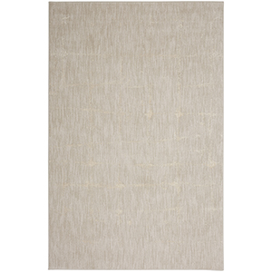 Enigma Alabaster Antique White Rectangular: 5 Ft. 3 In. x 7 Ft. 10 In. Rug