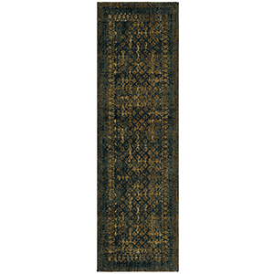 Spice Market Sapphire Multicolor Runner: 2 Ft. 4 In. x 7 Ft. 10 In.
