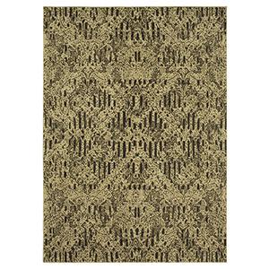 Spice Market Charcoal Brown Rectangular: 2 Ft. x 3 Ft. Rug