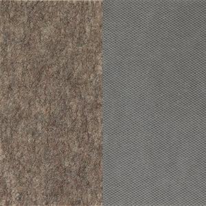 Comfort Cushion Gray Rectangular: 8 Ft. x 11 Ft. Rug Pad