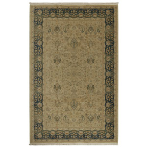 Original  Dark Beige Rectangular: 8 Ft. 8 x 10 Ft. 6 Rug