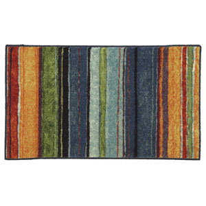 New Wave Rainbow Rectangular: 1 Ft. 8 In. x 2 Ft. 10 In. Rug