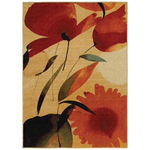 Cove Multicolor Rectangular: 6 Ft. x 9 Ft. Rug