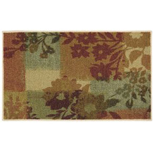 Daria Multicolor Rectangular: 1 Ft. 6-Inch x 2 Ft. 6-Inch Rug