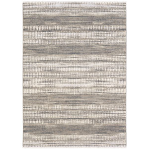 Titanium Faded Divine by Patina Vie Rectangular: 3 Ft. 6 In. x 5 Ft. 6 In. Rug