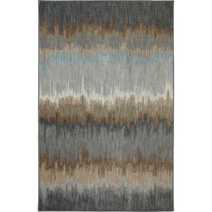 Euphoria Cashel Ash Grey Rectangular: 9 Ft 6 In x 12 Ft 11 In Rug