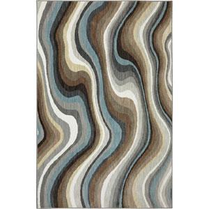 Euphoria Larkhall Multicolor Rectangular: 9 Ft 6 In x 12 Ft 11 In Rug