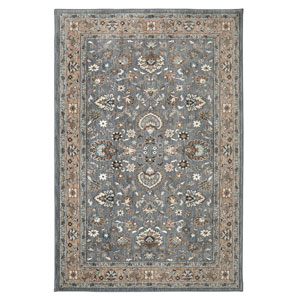 Euphoria Ulster Cornstalk Rectangular: 3 Ft 6 In x 5 Ft 6 In Rug