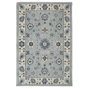Euphoria Kirkwall Willow Grey Rectangular: 3 Ft 6 In x 5 Ft 6 In Rug