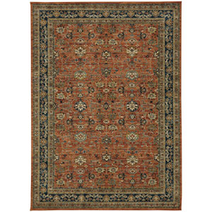 Spice Market Keralam Spice Rectangular: 3 Ft. 5-Inch x 5 Ft. 5-Inch Area Rug