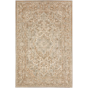 Touchstone Nore Willow Gray Runner: 2 Ft. 4 In. x 7 Ft. 10 In. Rug