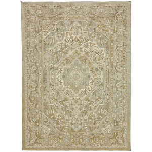Touchstone Nore Willow Gray Rectangular: 3 Ft. 6-Inch x 5 Ft. 6-Inch Area Rug