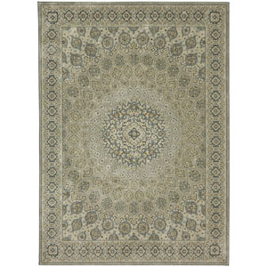 Touchstone Mahon Willow Gray Rectangular: 3 Ft. 6-Inch x 5 Ft. 6-Inch Area Rug