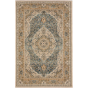Touchstone Avonmore Bronze Runner: 2 Ft. 4 In. x 7 Ft. 10 In. Rug
