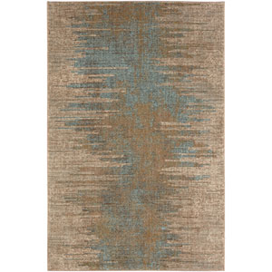 Touchstone Arielle Bronze by Virginia Langley Runner: 2 Ft. 4 In. x 7 Ft. 10 In. Rug