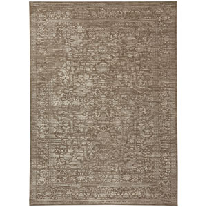 Cosmopolitan Ashbury Alabaster Rectangular: 5 Ft. 3-Inch x 7 Ft. 10-Inch Area Rug