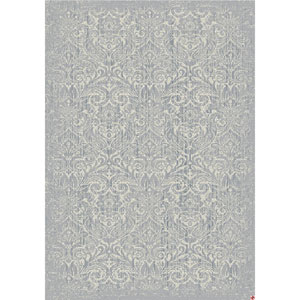 Euphoria Barrow Willow Gray Rectangular: 3 Ft. 6 In. x 5 Ft. 6 In. Rug
