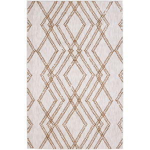 Cosmopolitan French Affair Brushed Gold by Patina Vie Runner: 2 Ft. 4 In. x 7 Ft. 10 In. Rug