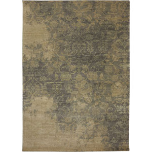 Evanescent Bari Gray Rectangular: 5 Ft 6 In x 8 Ft Rug