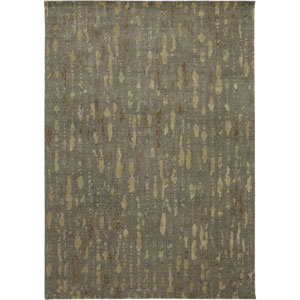Evanescent Prato Taupe Rectangular: 5 Ft 6 In x 8 Ft Rug