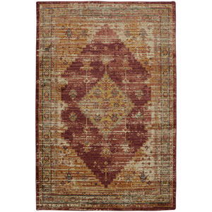 Providence Parlin Berry Rectangular: 5 Ft. 3-Inch x 7 Ft. 10-Inch Rug