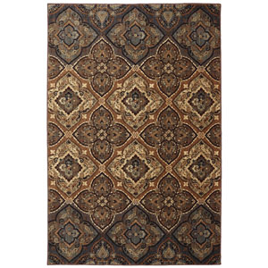 Dryden Chapel Tundra Rectangular: 5 Ft. 3 In. x 7 Ft. 10 In. Rug