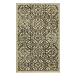 Transitional Geometric Multicolor Rectangular: 5 Ft. x 8 Ft.