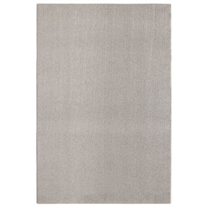 Casual Tone on Tone Mineral Beige Rectangular: 6 Ft. x 9 Ft. Rug