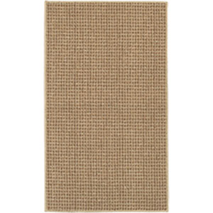 Casual Border Biscuit Rectangular: 2 Ft. 6 In. x 3 Ft. 10 In.