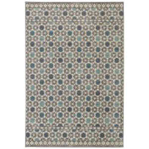 Transitional Gray Rectangular: 5 Ft. 3 In. x 7 Ft. 10 In. Rug