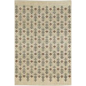 Transitional Beige Rectangular: 5 Ft. 3 In. x 7 Ft. 10 In. Rug