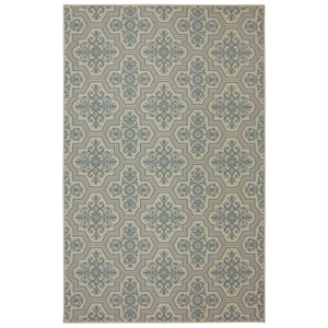 Transitional Slate Rectangular: 5 Ft. x 8 Ft. Rug