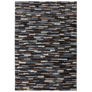 Contemporary Taupe Rectangular: 10 Ft. x 14 Ft. Rug