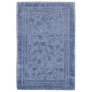 Casual Blue Rectangular: 2 Ft. x 3 Ft. 4 In. Rug