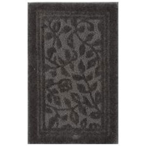 Casual Gray Rectangular: 2 Ft. x 3 Ft. 4 In. Rug