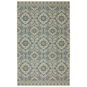 Transitional Multicolor Rectangular: 7 Ft. 6 In. x 10 Ft. Rug