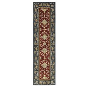 Traditional Multicolor Runner: 2 Ft. 1 In. x 7 Ft. 10 In. Rug